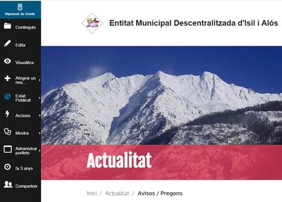 WEB EN CONSTRUCCIÓ