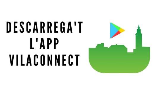 Descarrega't l'aplicació mòbil VILACONNECT per rebre tota la informació de l'EMD d'Isil i Alós